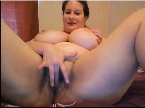 Bbw showing gigantic boobs on webcam