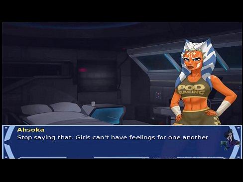 Star Wars Orange Trainer Part 20 cosplay bang hot xxx xnxx indian mobile 3gp xxx porn videos