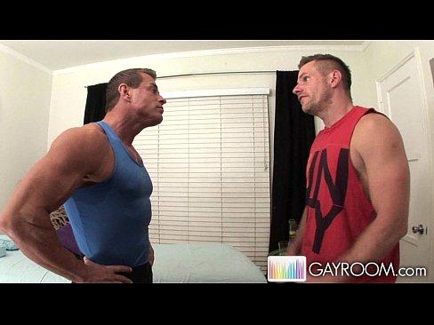Wet massage and groping
