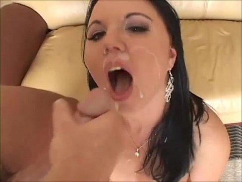 Sexy cum on face theme interesting