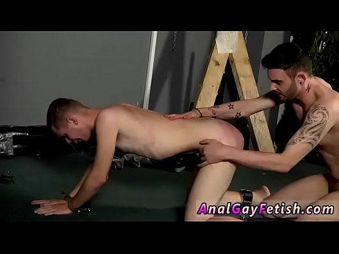 Rough Anal Bondage Teen