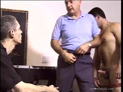 Anal prostate massage video