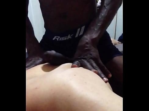 Massageador Negro de 23 cms