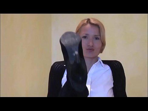 German Femdom Mistress JOI