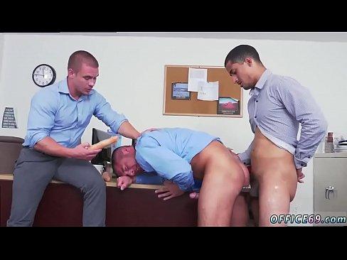 Chubby white men