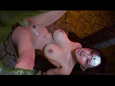 Bizarre rituals hentai