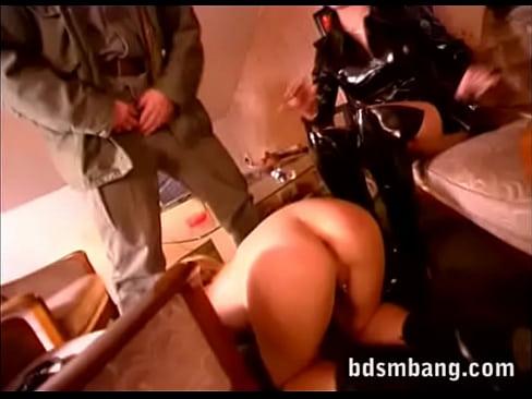 Bdsm fetish slave