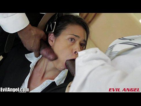 Nonton video bokep EvilAngel Asian in BBC Threesome