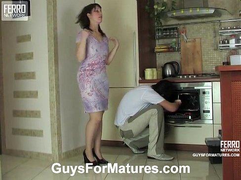 xvideos porno maduras follando en la cocina