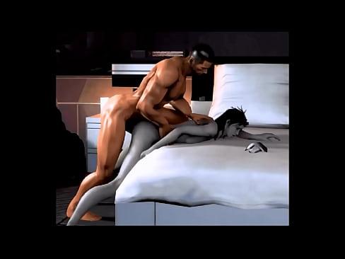 XVIDEOS Mass Effect - Tali'Zorah and Shepard Romance - Compilation free