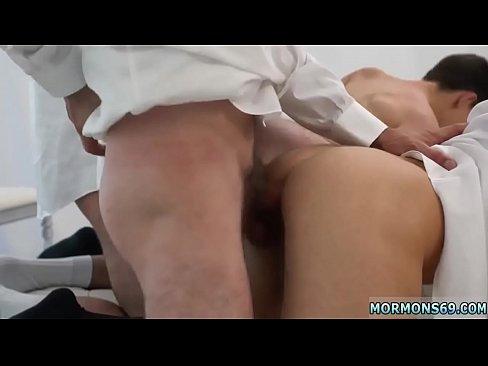 Older women fucks young man