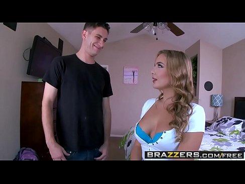 Brazzers Teen Blonde Big Tits
