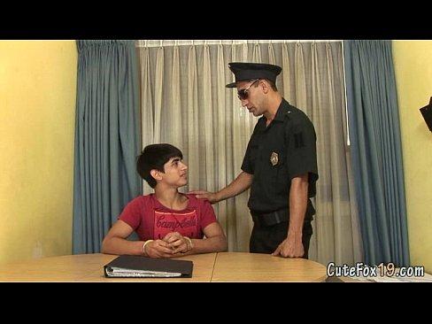 Hardcore gay policemen sex