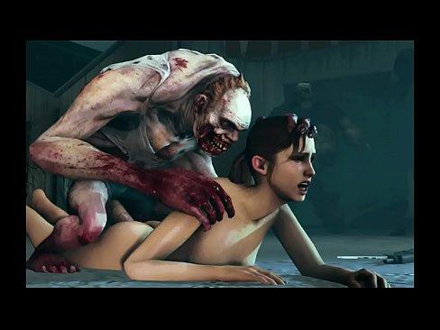 Resident Evil Hentai Movie