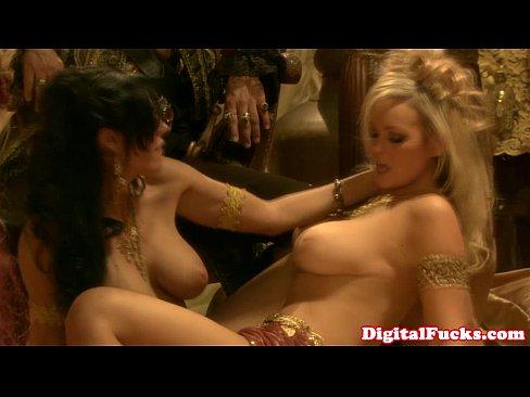 abby anal orgy -