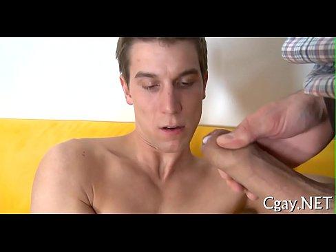 Immodest homo boyz sucking fucking