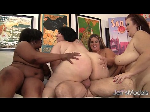bbw interracial gangbang -