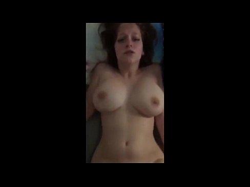 DEENA: Athletic big tits cum