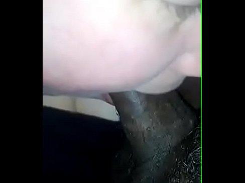 Bbw sucking dick on snapchat