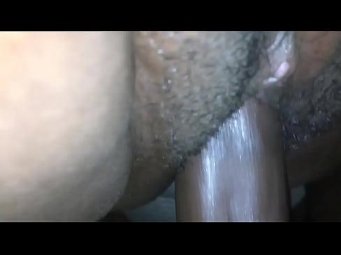 Magic Wand Orgasm Ebony