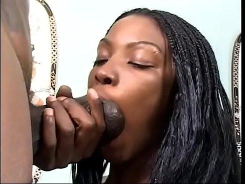 Ebony Love Sucking Dick