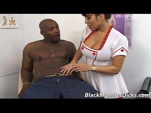 Big Tit MILF Ava Devine Black Cock Hammered
