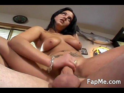 Massive Dick Home Teasing