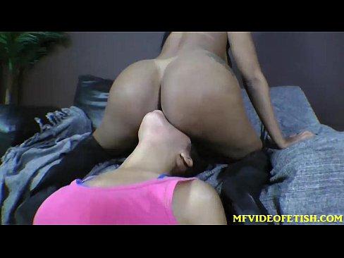 Licking and sucking