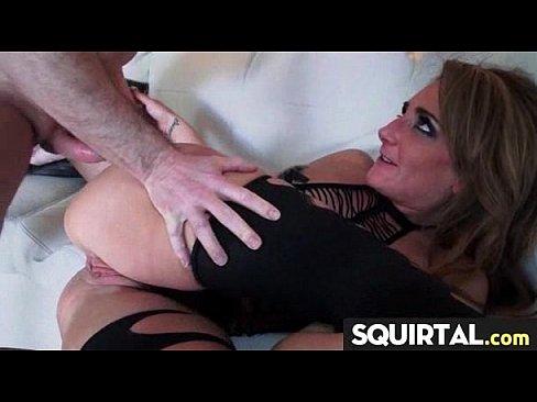 Teen bitch Latina Squirts whereas getting hard fucked 30