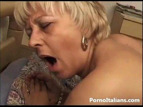nonna video XXX