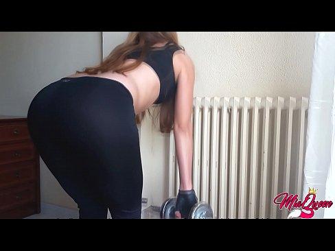 Fucking Mom During Yoga