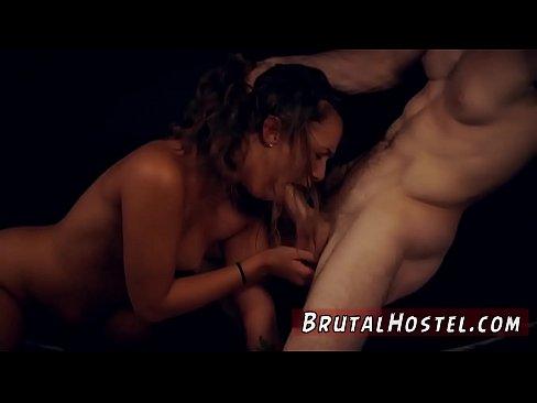 Ebony brutal