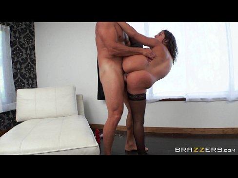 Clit hot huge woman