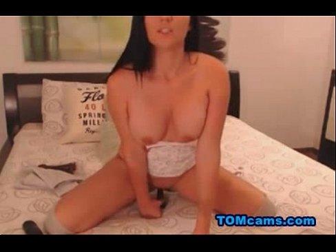 Big Tit Goth Girl Masturbation