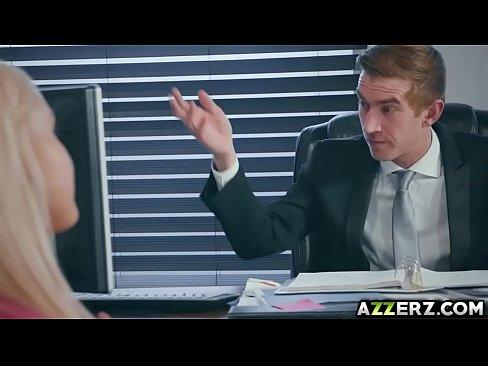 Hot Secretary Kylie Page Hardcore Office Fuck