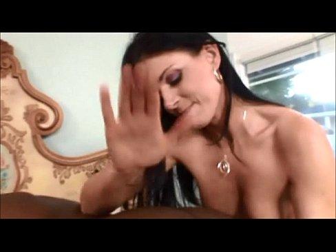 Hot Interracial Sex With Rimmjob