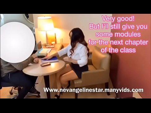 Fucking a virgin student