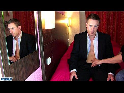 Gay banker sex