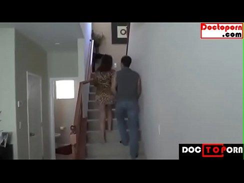 STEP MOM FUCKS SON