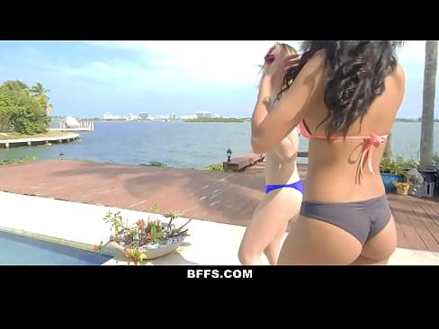 Sexy miami girls orgy