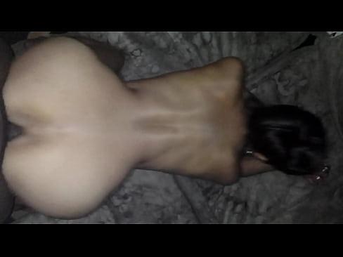 Busty wife anal