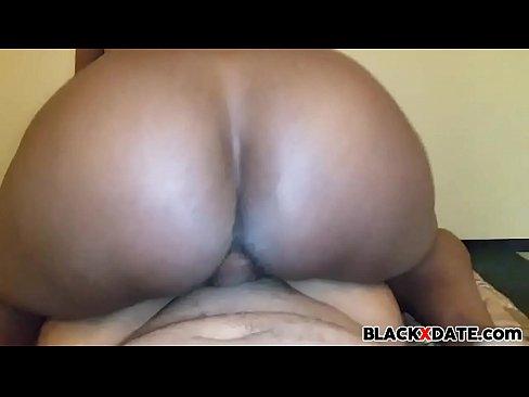 Big Black Bouncy Booty