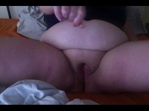 Thick Mature Bbw Masturbating