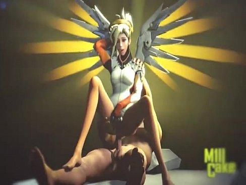 SFM Compilation-Mercy EditionXXX Sex Videos 3gp