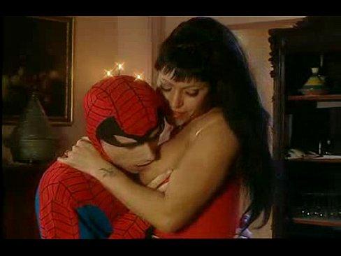 spiderman naked shagging a giel