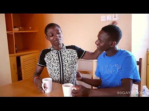 African Twink Raw 3-way's Thumb