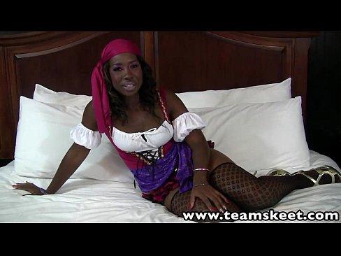 TeenyBlack Ebony teen Courtney Williams interracial sex facialXXX Sex Videos 3gp