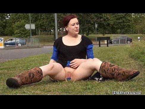 exhibitionism Pregnant public