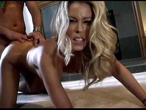 hardcore Busty blonde milf