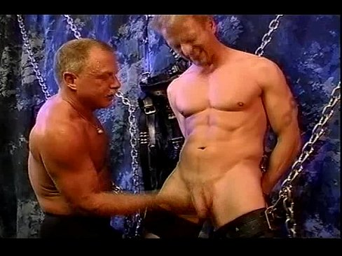 Cbt Hot Hung Muscle Stud Ball Bashing